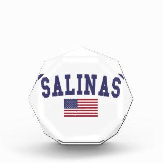Salinas US Flag Award