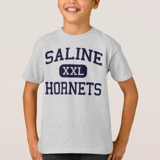 Saline - Hornets - High School - Saline Michigan T-Shirt