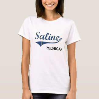 Saline Michigan City Classic T-Shirt