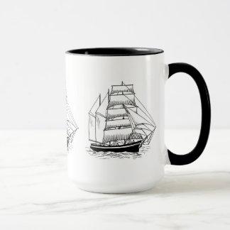 Saling Ship Mug