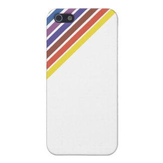 Salinger Stripe Cover For iPhone SE/5/5s