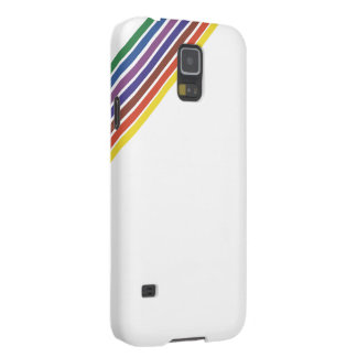 Salinger Stripe Galaxy S5 Cover
