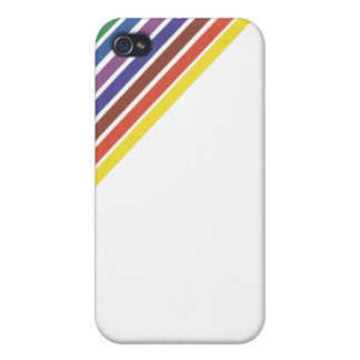 Salinger Stripe iPhone 4/4S Covers