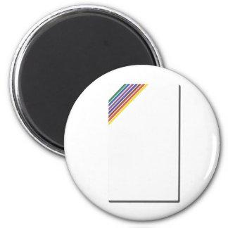 Salinger Stripe Magnet