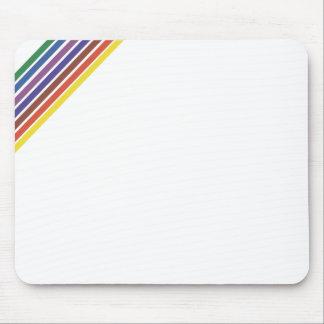 Salinger Stripe Mouse Pad