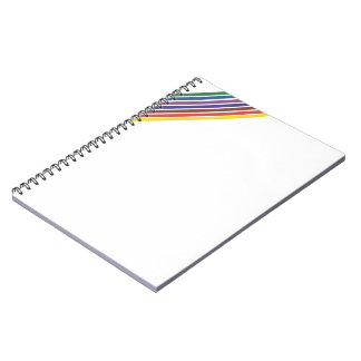 Salinger Stripe Notebook