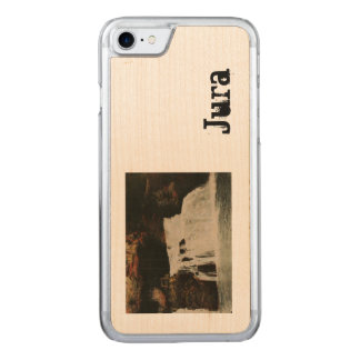 Salins les Bains Nans Jura Franche Comte France Carved iPhone 7 Case