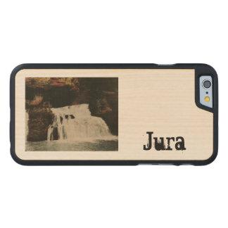 Salins les Bains Nans Jura Franche Comte France Carved Maple iPhone 6 Case