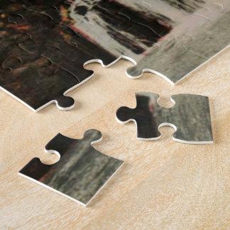 Salins les Bains Nans Jura Franche Comte France Jigsaw Puzzle