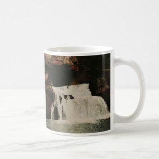 Salins les Bains Nans Jura Franche Comte France Classic White Coffee Mug