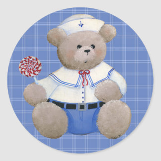 Salior Bear Sticker