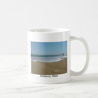 Salisbury Beach 020, Salisbury, Mass, sue peacock Coffee Mugs