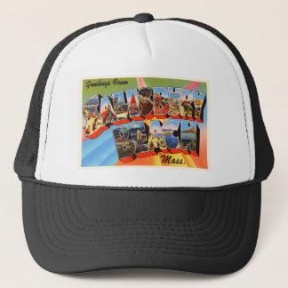 Salisbury Beach Massachusetts MA Travel Souvenir Trucker Hat
