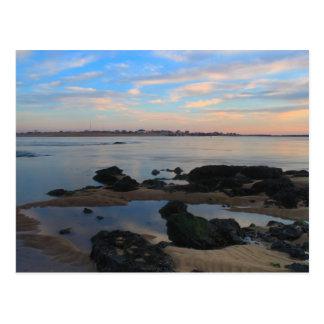 Salisbury Beach Newburyport Merrimack River Postcard