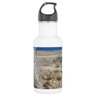 Salisbury Beach       Salisbury Massachusetts 18oz Water Bottle