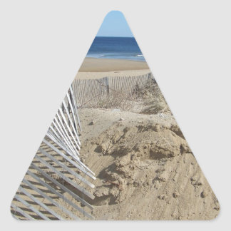 Salisbury Beach       Salisbury Massachusetts Triangle Stickers
