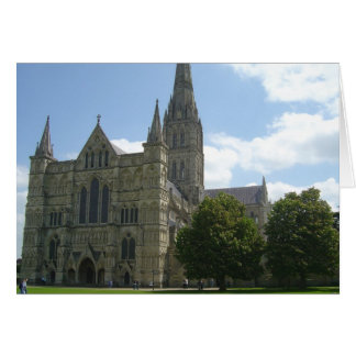 Salisbury Cathedral Card