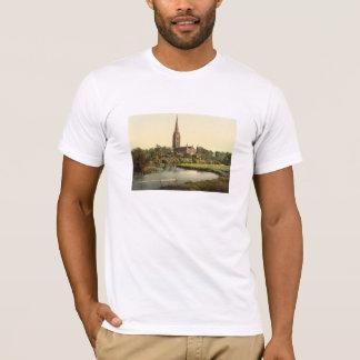 Salisbury Cathedral I, Wiltshire, England T-Shirt