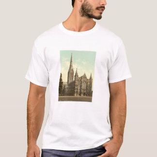 Salisbury Cathedral II, Wiltshire, England T-Shirt