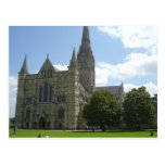 Salisbury Cathedral Post Card