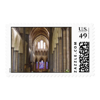 Salisbury Cathedral Stamps
