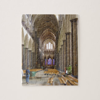 Salisbury Cathedral Jigsaw Puzzle