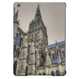 Salisbury Cathedral & Spire Wiltshire England iPad Air Cases