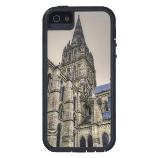 Salisbury Cathedral & Spire Wiltshire England iPhone 5 Cases