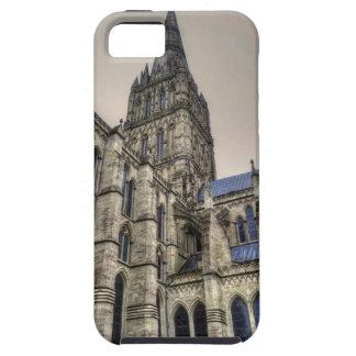 Salisbury Cathedral & Spire Wiltshire England iPhone SE/5/5s Case