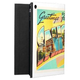 Salisbury Maryland MD Old Vintage Travel Postcard- iPad Air Case