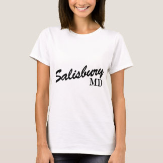Salisbury, MD For Light Colors T-Shirt