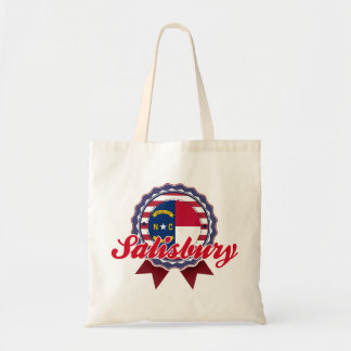 Salisbury, NC Budget Tote Bag