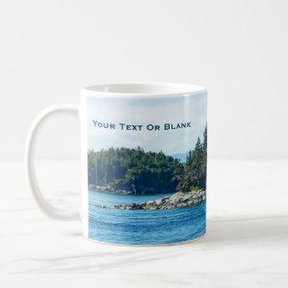 Salish Island Coffee Mug
