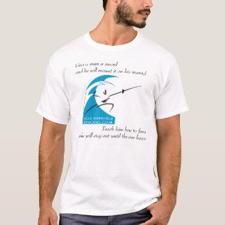 Salle Honolulu: Give a man a sword ... T-Shirt
