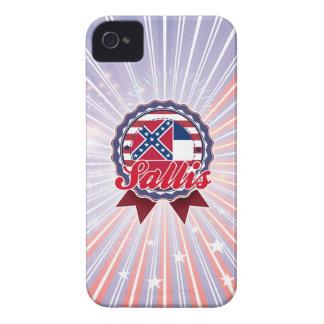 Sallis, MS iPhone 4 Cases