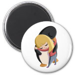 Sally and Sherbert the Penguin Magnets