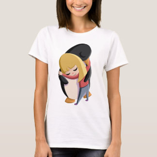 Sally and Sherbert the Penguin T-Shirt
