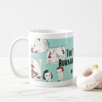 Sally Burnaby - 1950s Girl! Fun 1950s Coffee Mug