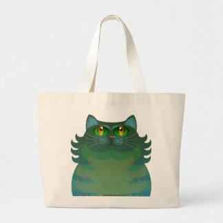 SALLY CAT TOTE BAG