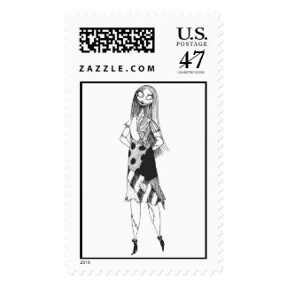 Sally Disney Postage