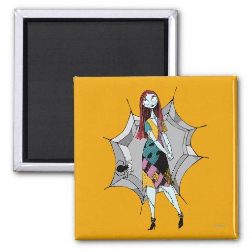 Sally en Web de araña Iman Para Frigorífico