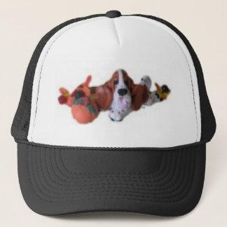 sally fall trucker hat