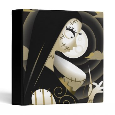 Disney Themed Sally | Isn't It Wonderful? 3 Ring Binder
