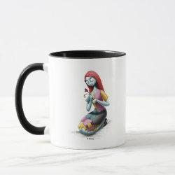 Combo Mug with Disney Christmas Ornaments design