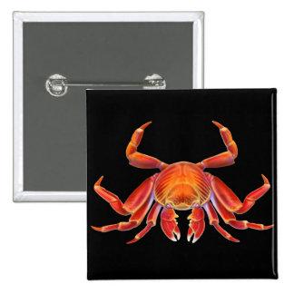 Sally Lightfoot Crab Pin