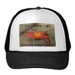 Sally Lightfoot Crab Trucker Hat