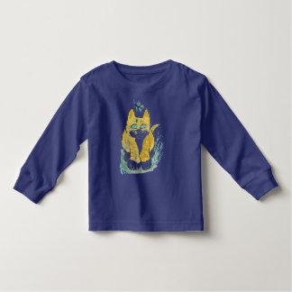 Sally, Marmalade Kitten sees a Butterfly Toddler T-shirt