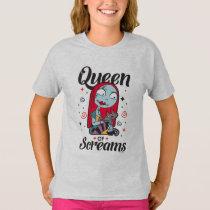 Sally | Queen of Screams T-Shirt