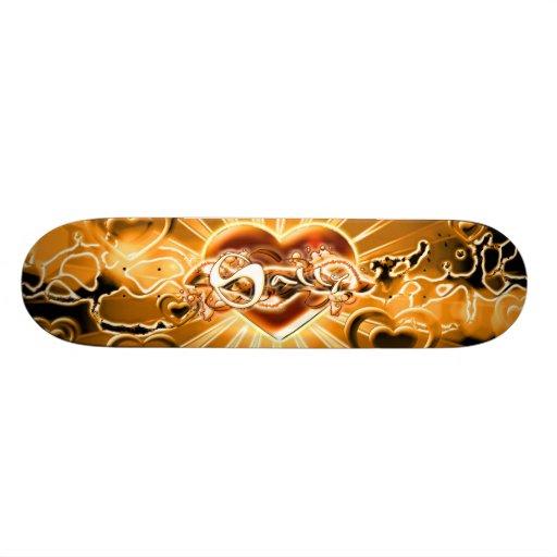 Sally Skate Board Deck