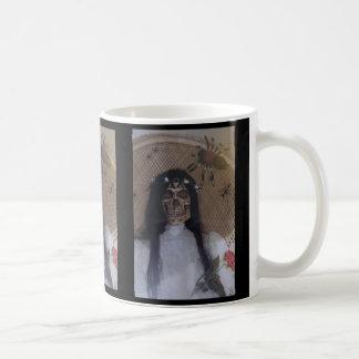 Sally Skeleton Coffee Mug